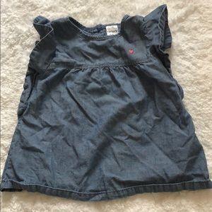 Carters girls shirt
